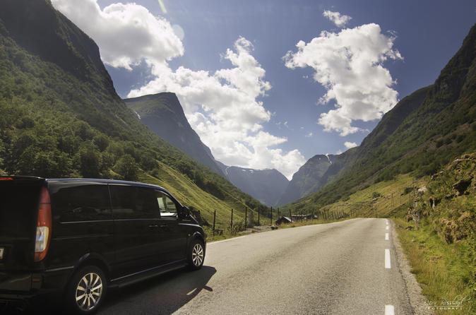 The Scenic Roadtrip - Oslo to Bergen via the fjords by private van