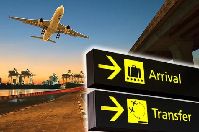 Airport Transfer: Rome Center to Fiumicino FCO