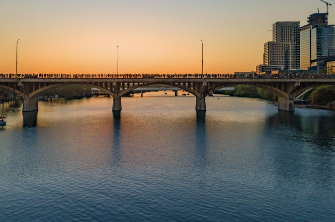 Austin Sunset Tour with Your Biker Gang