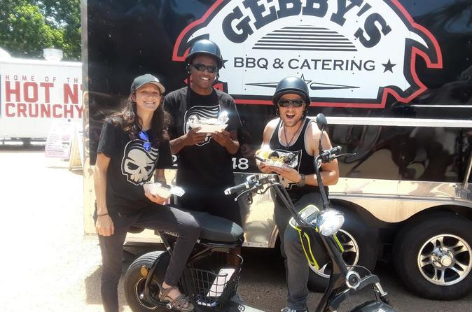 Food Truck Tour in Your Biker Gang