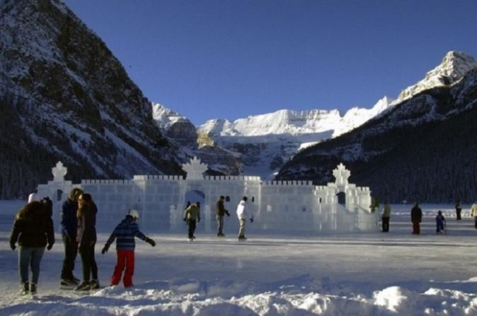 4-Day Rocky Mountains Winter Tour from Vancouver