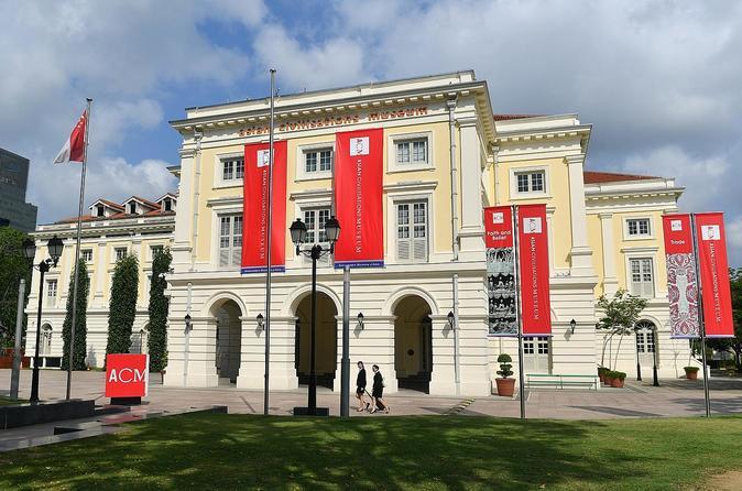 Asian Civilisations Museum Admission Ticket