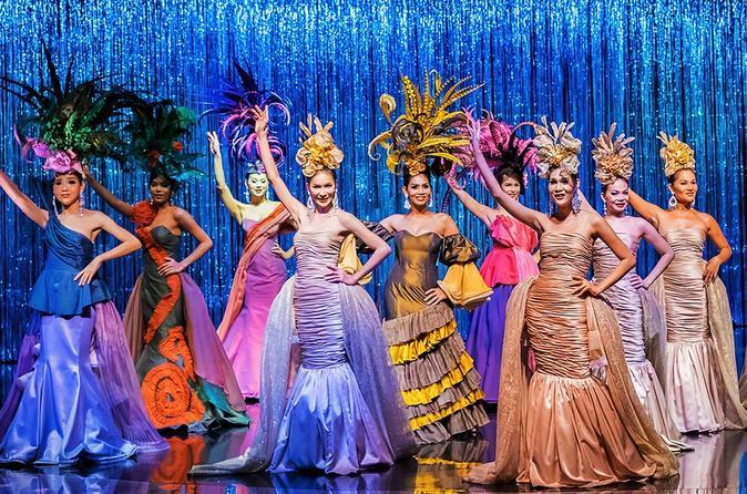 Calypso Cabaret Show Bangkok E-Ticket