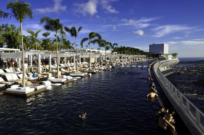 Ingresso para Marina Bay Sands SkyPark
