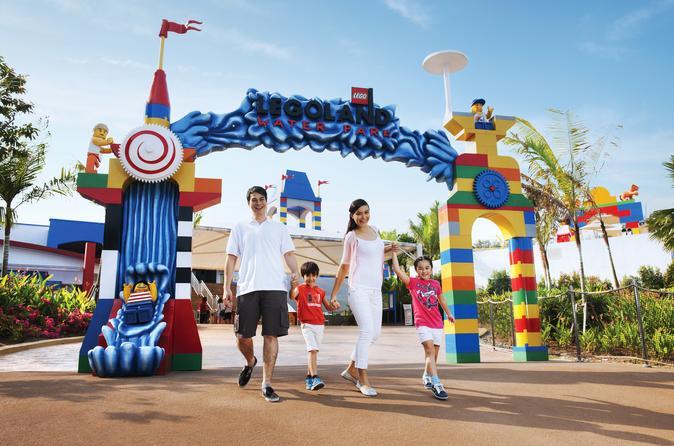 Legoland Water Park E-Ticket - Johor Bahru