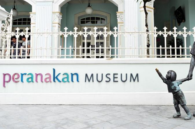 Peranakan Museum Admission Ticket