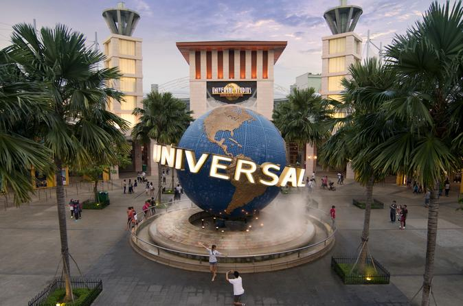 Universal Studios Singapore Direct Admission Ticket""