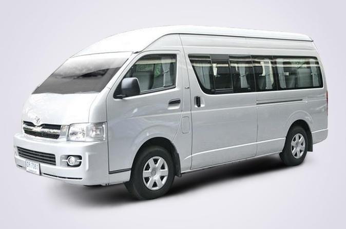 Toyota Van 9 Seater Airport Transfer - Bangkok