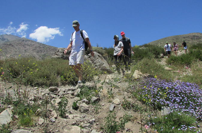 Andes Day Hike & Artisan Village