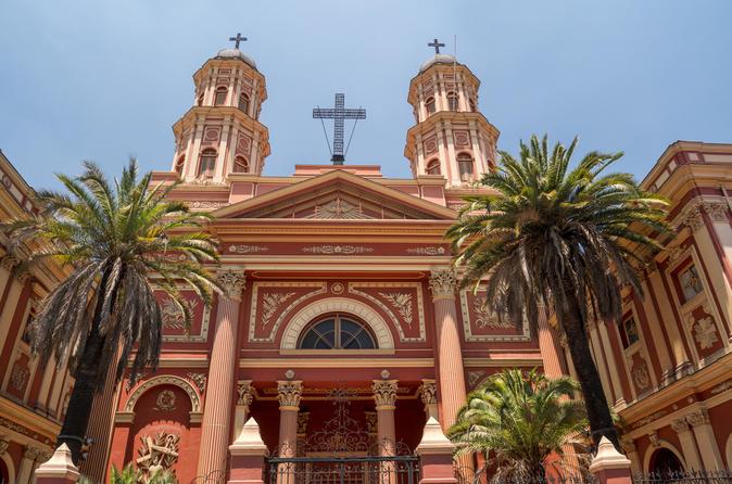 Santiago City Highlights Walking Tour