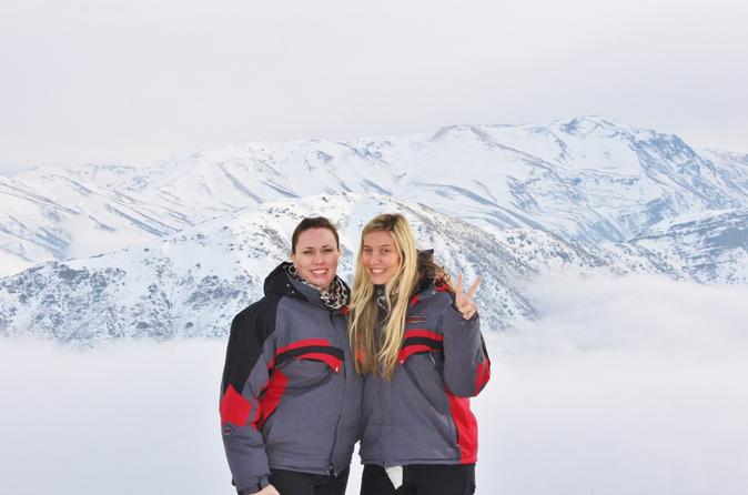 Valle Nevado and Aquitania Winery Day Trip from Santiago