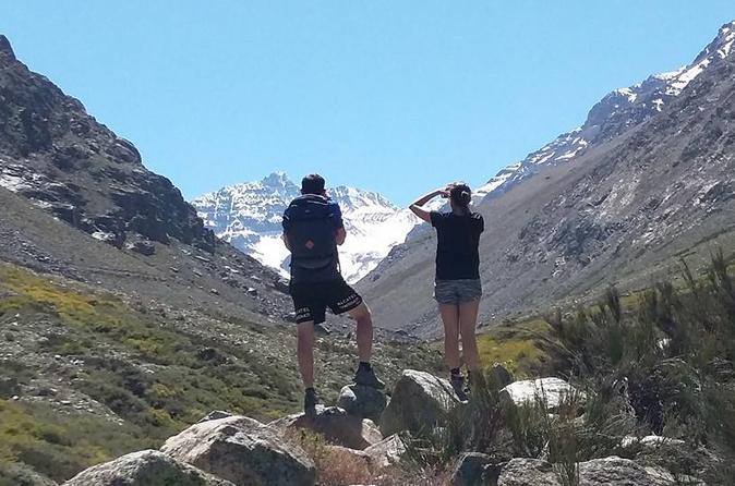 Yerba Loca Sanctuary Hiking Tour from Santiago