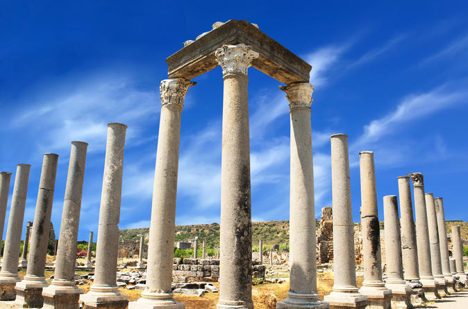 4 day small group turkey tour from antalya side aspendos and perge in antalya 122453