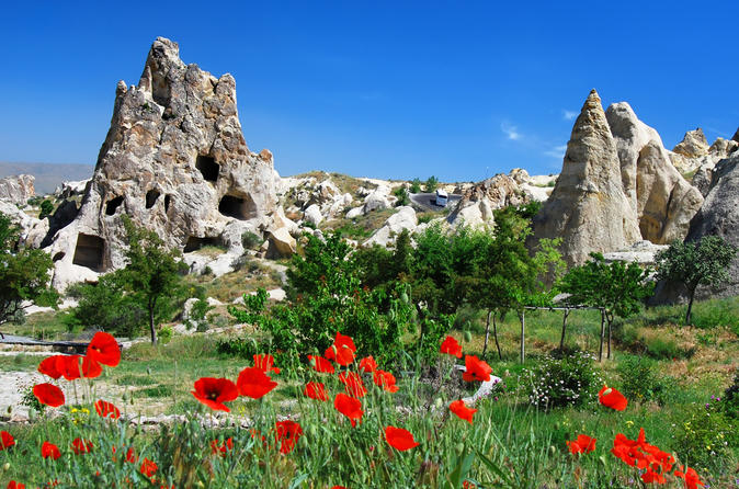 7-Day Turkey Tour from Kusadasi: Istanbul, Pamukkale, Ankara, Cappadocia and Ephesus