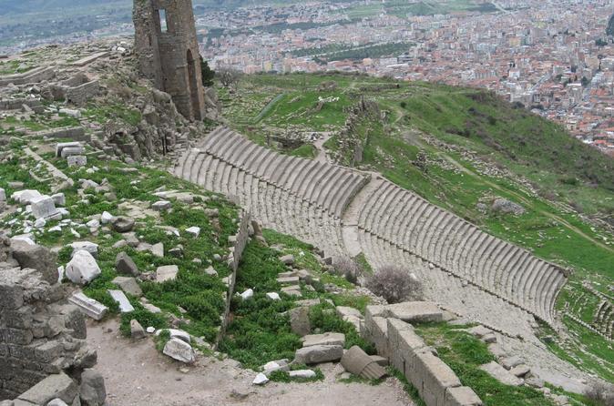 Daily Pergamum Tour From Izmir