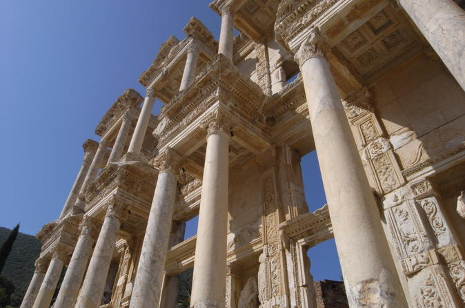 Ephesus And House Of Virgin Mary Tour From Kusadasi Including Transfer