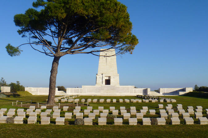 Gallipoli battlefields tour from canakkale port with private guide in anakkale 279469