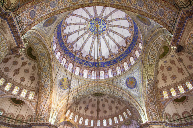 Istanbul Shore Excursion: Private Istanbul Express Sightseeing Tour