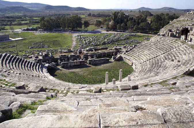 Kusadasi shore excursion private full day tour to ephesus didyma and in kusadasi 163840