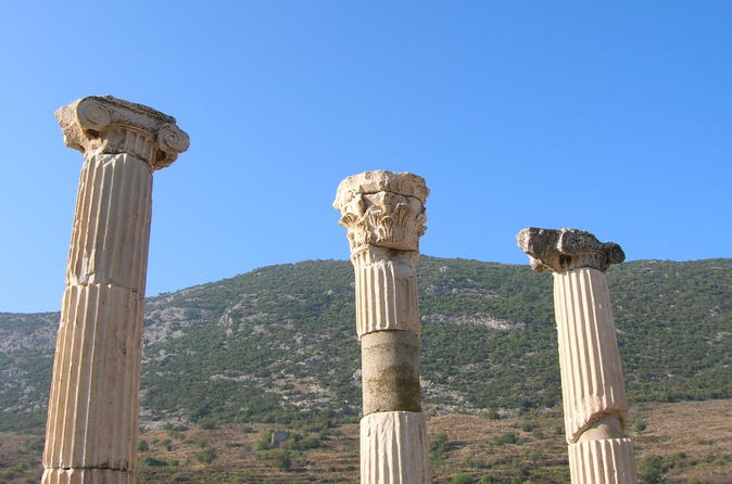 Kusadasi shore excursion private half day tour to ephesus including in kusadasi 163838