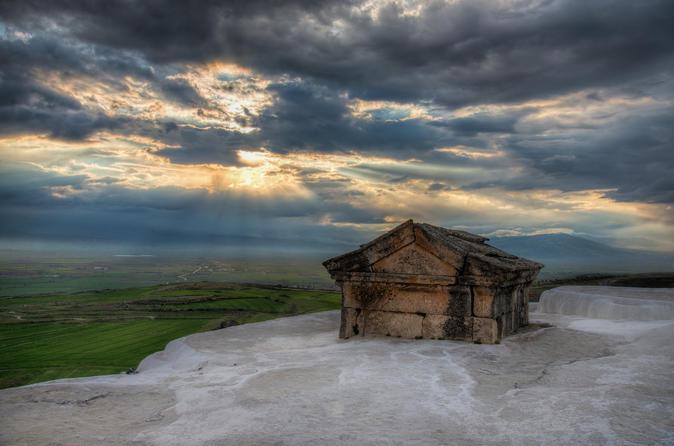 Pamukkale hierapolis small group tour from izmir in izmir 276102