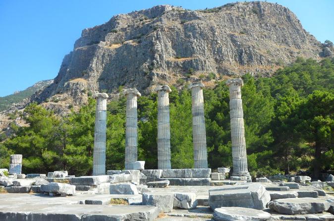 Kusadasi Priene Miletus Didyma Tour with Private Guide Turkey, Europe