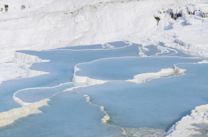 Small-Group Pamukkale Day Trip from Kusadasi: Travertines and Hierapolis