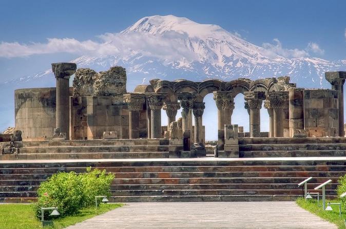 Yerevan City Tour Echnmiadzin Zvartnots