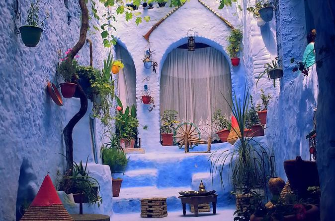 Chefchaouen Private Tour Starting From Tangier