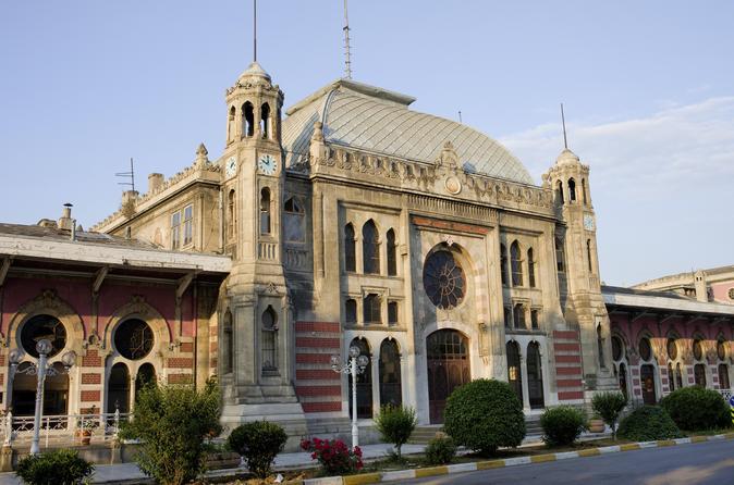 "Istanbul ""Orient Express"" Walking Tour"