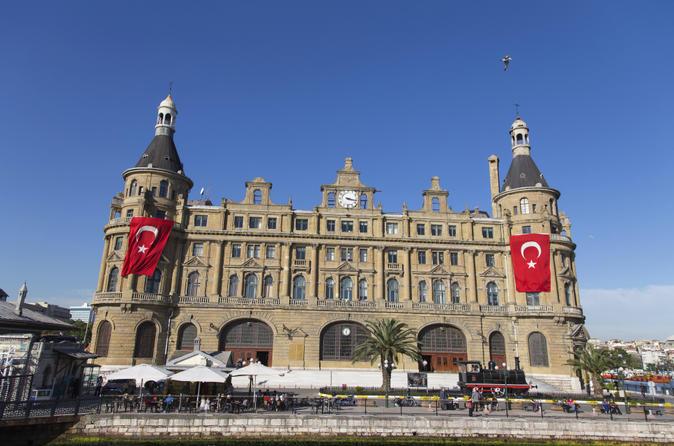Parte asiática de Istambul: Excursão para grupos pequenos em Uskudar e Kadikoy com almoço