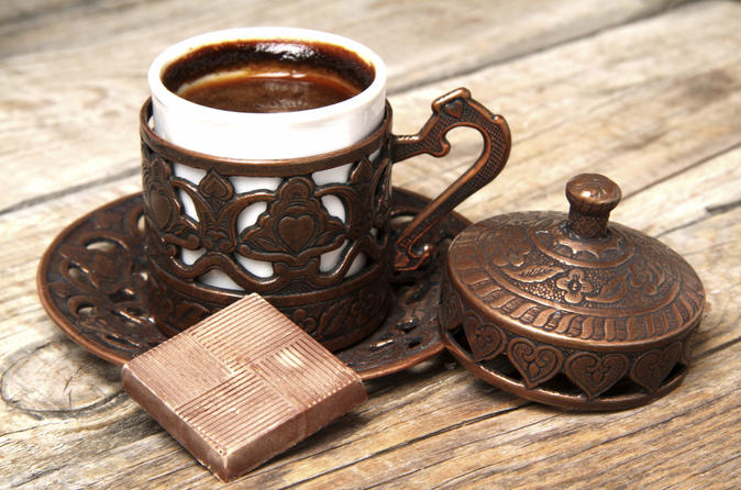 Turkish Coffee Tour and Coffee-Making Class