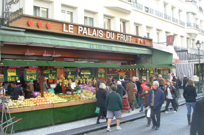 Paris Rue Montorgueil Food Walking Tour