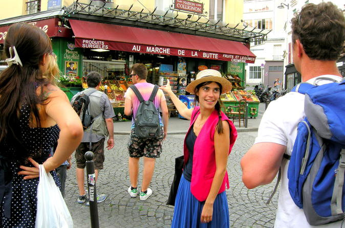 The Vegetarian and Gluten-Free French Food Tour