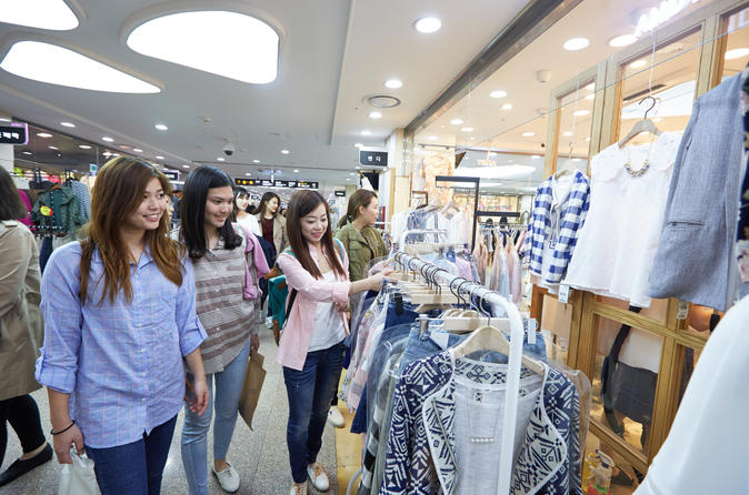 Gangnam Walking Tour Including Samsung D'Light