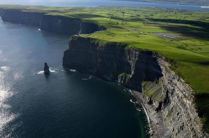 Cliffs of Moher Tour with Doolin Village and Galway Bay Coastal Drive from Dublin