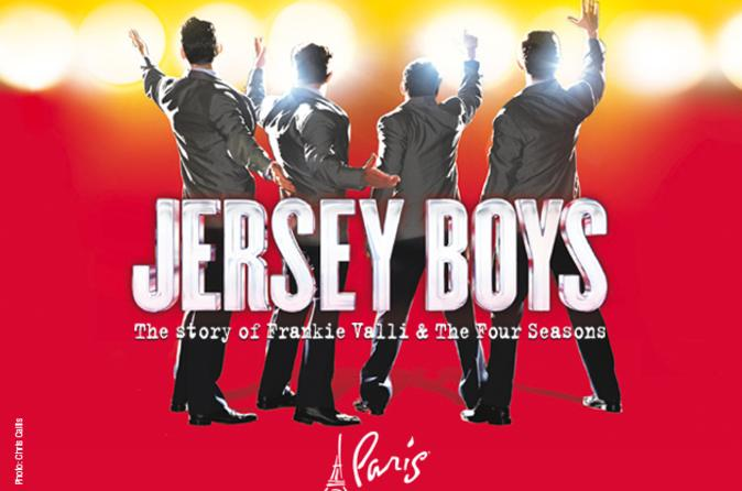 Jersey boys at paris las vegas in las vegas 121055