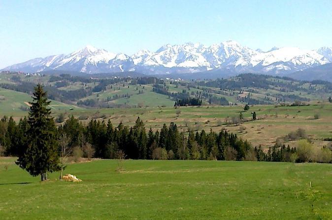 Private Tour: Zakopane and Tatra Mountains Day Trip from Krakow