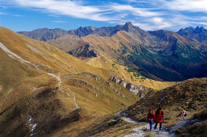 Zakopane, Tatra Mountains and Bania Thermal Pools Day Trip from Krakow
