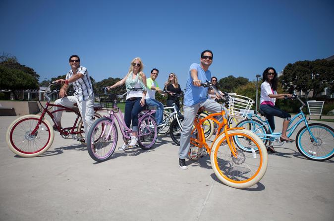 Santa barbara electric bike tour in santa barbara 124126
