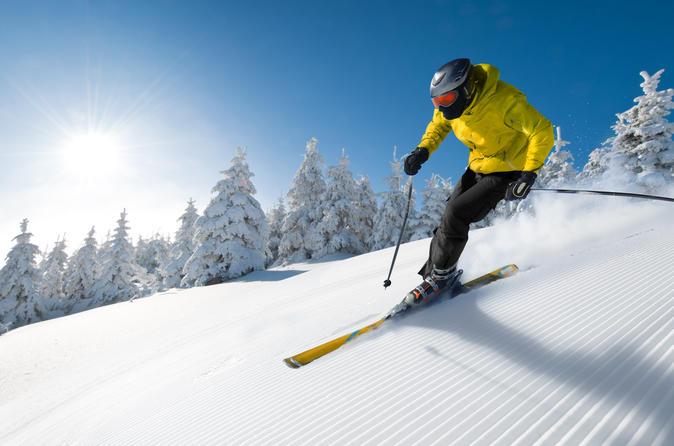 Seoul Ski Tour: Yangji Pine Resort or Jisan Forest Resort