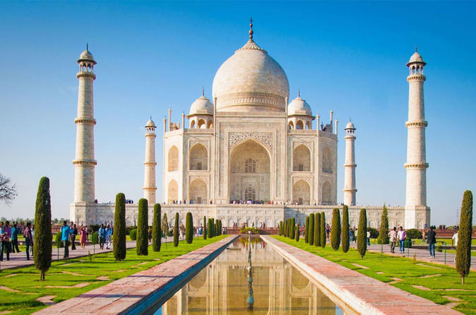 Private Tour To Agra With Taj Mahal & Agra Fort By Car - Delhi