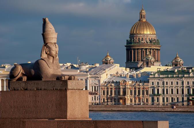 1-day Explore St Petersburg