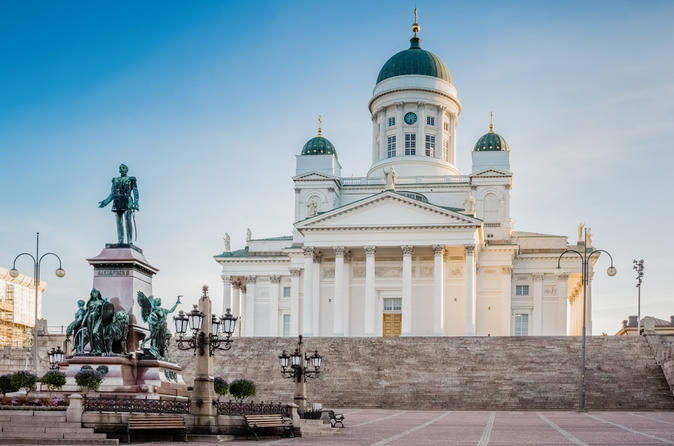 Explore Helsinki walking tour