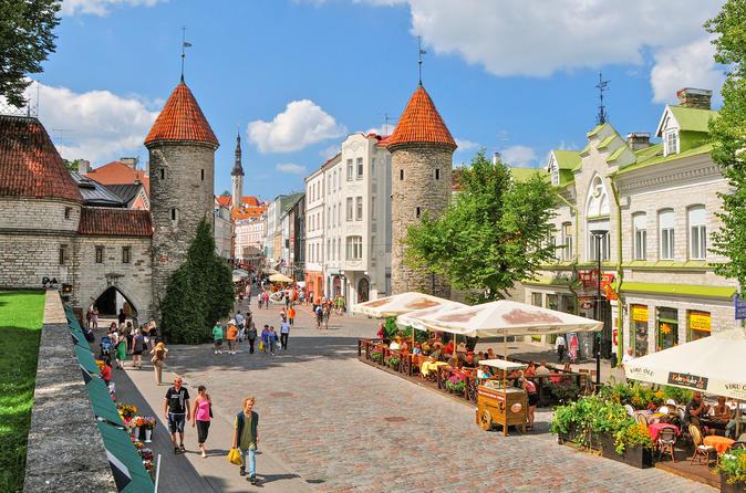Old Tallinn walking tour
