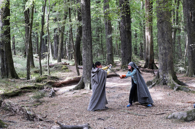 Excursão aos locais cinematográficos de Glenorchy: O Senhor dos Anéis