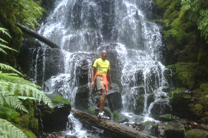 Full Day Multnomah Falls and Gorge Waterfalls Tour from Portland