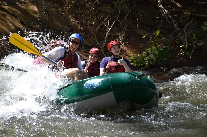 White water rafting at the tenorio river from guanacaste in liberia 209846