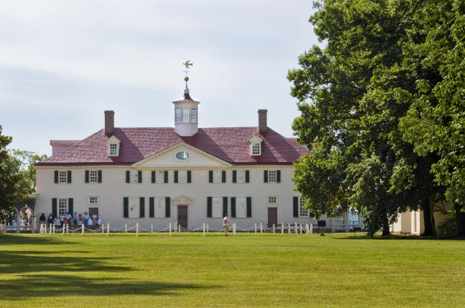 Mt Vernon Tour from Washington DC