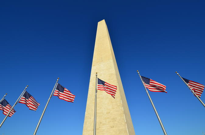 Washington DC Express Sightseeing Tour